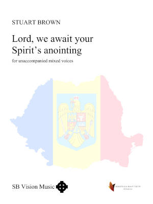 Lord, we await your Spirit's anointing