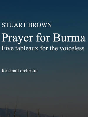 Prayer for Burma